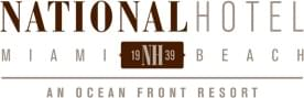 Logo of National Hotel Miami