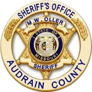 Logo of Audrian County Sheriff