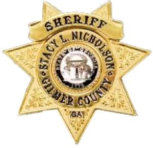 Logo of Gilmer Country Sheriff